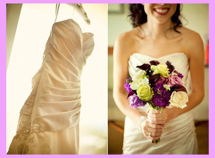 Наряды невесты в айвори