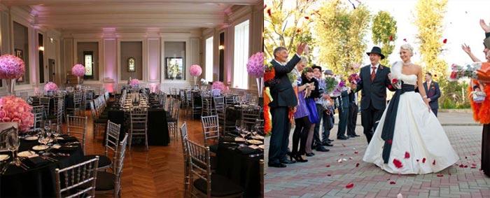 Свадьба в кафе или на открытом воздухе
