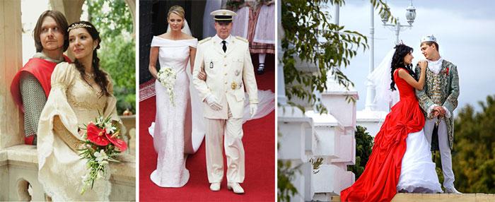 Образы королевские жениха и невесты