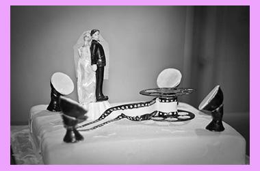 Свадебный стиль кино