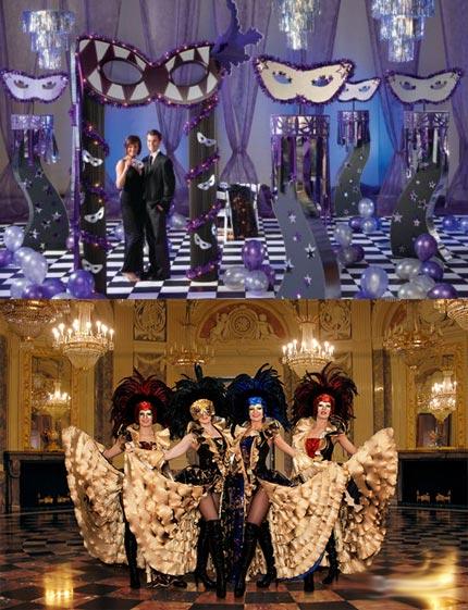 Сюжеты карнавальной свадьбы