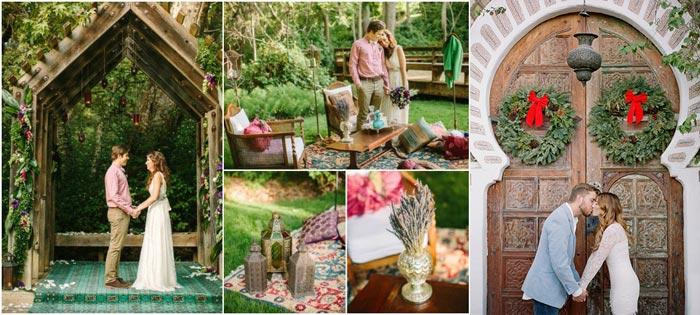 Обычаи марокканской свадьбы