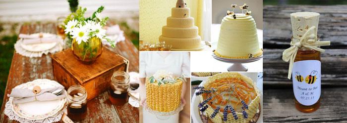Свадебный торт и сладости