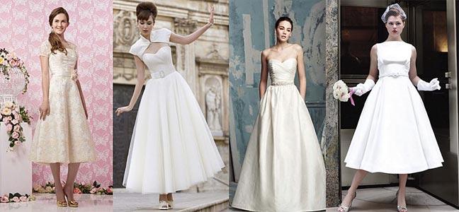 Образы невесты ретро