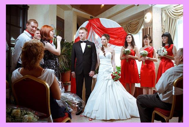 Свадьба стиль Лас Вегас