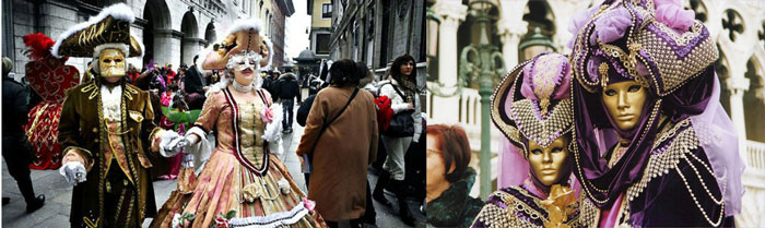 Веницианский карнавал