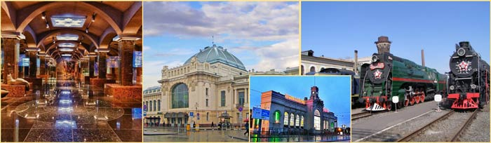Музей Воды, Витебский вокзал, музей паравозов