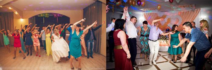 Танцы конкурсы на свадьбе