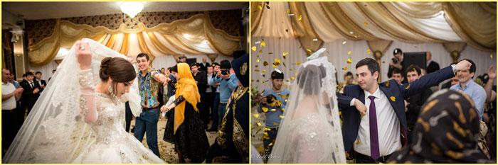 Невеста дагестанская танцует с мужчинами