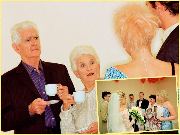 Родители и благословение на свадьбу за и против
