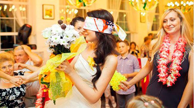 Какие свадебные конкурсы есть