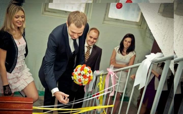 Жених описывает невесту