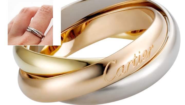 Коко и его избранница носили эти кольца до конца жизни