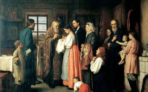 Сватовство – очень старая традиция