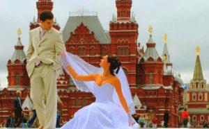 Организация свадьбы – процесс ответственный и волнительный