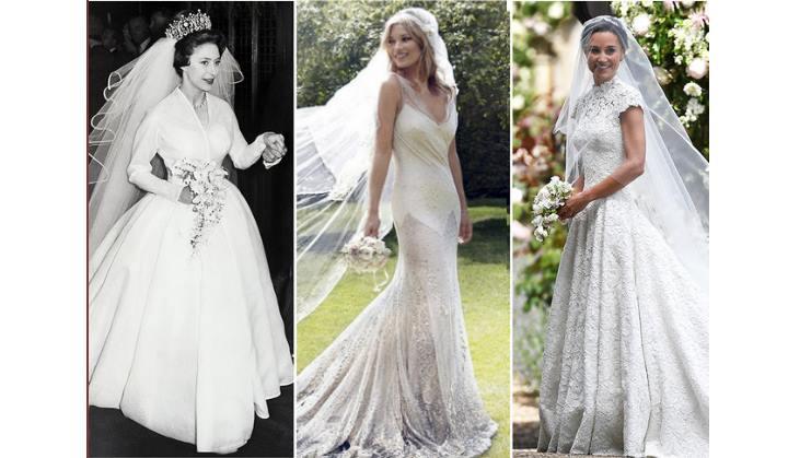три платья на свадьбу