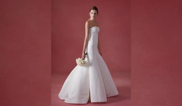 Платье на свадьбу от дизайнера
