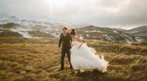 Свадьба в Исландии
