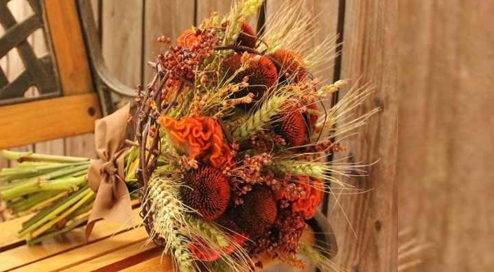 Осень – это то самое время года, когда буйство красок позволяет фантазировать