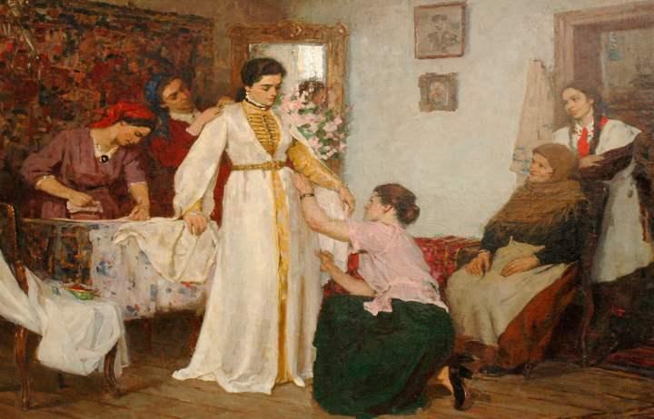 Осетинская традиция