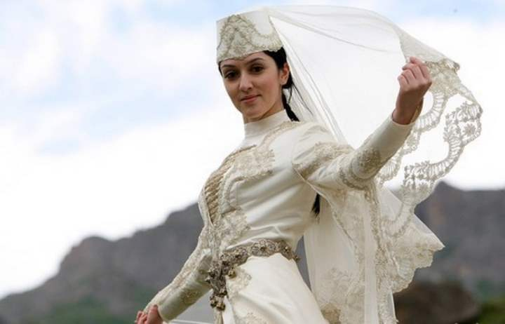 Осетинская невеста