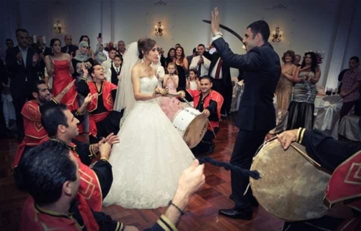 Как проходит турецкая свадьба