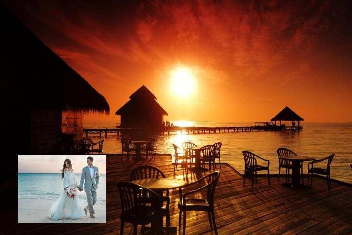 Великолепным местом для проведения свадебной церемонии считаются карибские острова