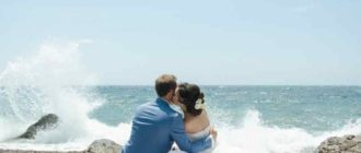 Прекрасным вариантом проведения свадьбы является Сицилийский курорт