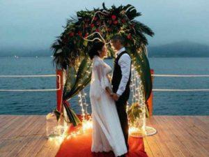 Для проведения роскошных свадебных церемоний