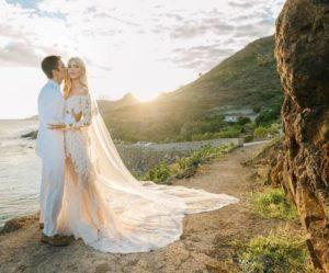 если поутру в день бракосочетания выпадет снег, то невесте стоит пройтись по нему босыми ногами