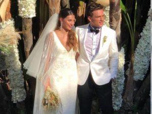 Роскошная свадьба состоялась в Италии