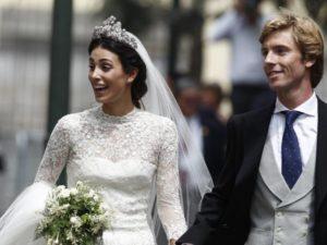 Свадьба с принцем Кристианом Августом Ганноверским