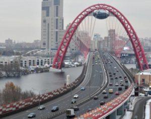 Мост снаружи