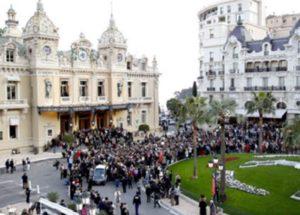 Район Монте-Карло (территория казино)