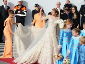 Свадьба графини и наследного принца Люксембурга Гийома
