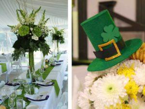 Не менее популярной традицией, обязательной для ирландской свадьбы, является следующий ритуал