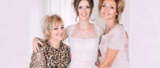 Гостям всегда интересна речь матери невесты