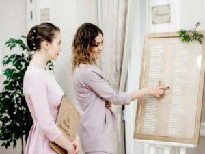 - выбор места для утренней фотосъемки сборов невесты;
