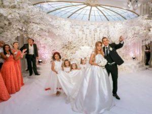 Определяя финансовый бюджет свадебного торжества