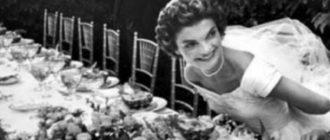 У Жаклин до встречи с Кеннеди был роман с другом детства
