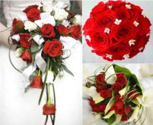 Цветочная композиция из великолепных роз красного цвета станет воплощением искренних чувств