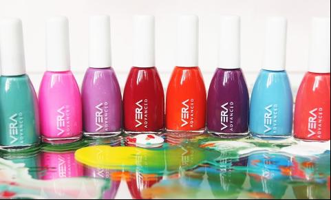 Подходящий цвет для свадебного дизайна ногтей