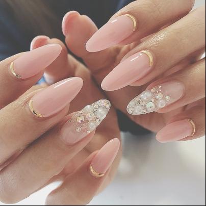 что такое •Круглые ногти
