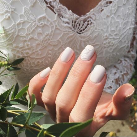 •На короткие ногти Wirework manicure  - что такое